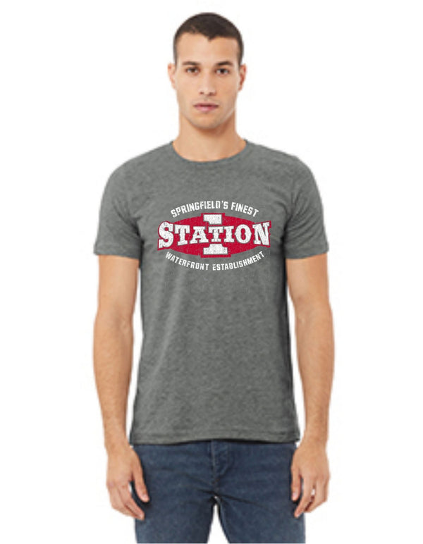 Propello Life and Wittenberg University _Station One Vintage_ Tee Old Logo grey (2)