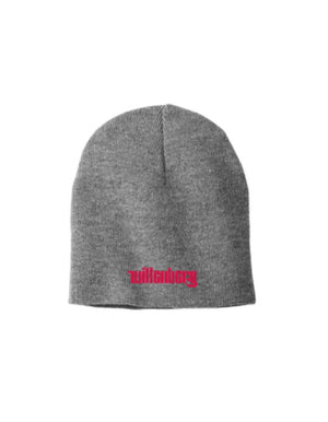 Wittenberg University embroidered fleece lined beanie