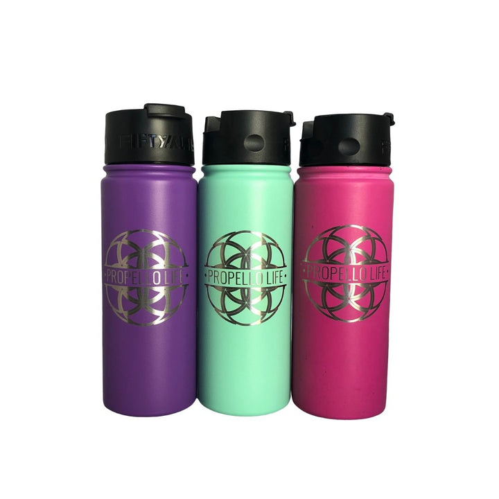 18oz Stainless Steel Bottles