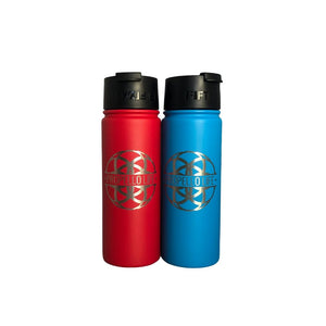 Propello Life 18oz Stainless Steel Water Bottles for our premium natural supplements multi color4
