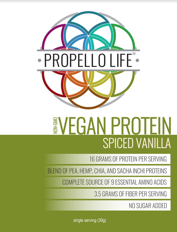 Sample - Vegan Spiced Vanilla