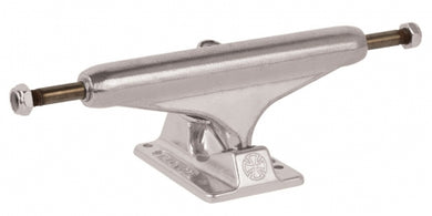 Independent Stage 11 Forged Hollow Raw Silver Trucks
