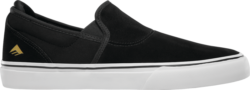 Emerica Wino G6 Slip-On Shoes Black