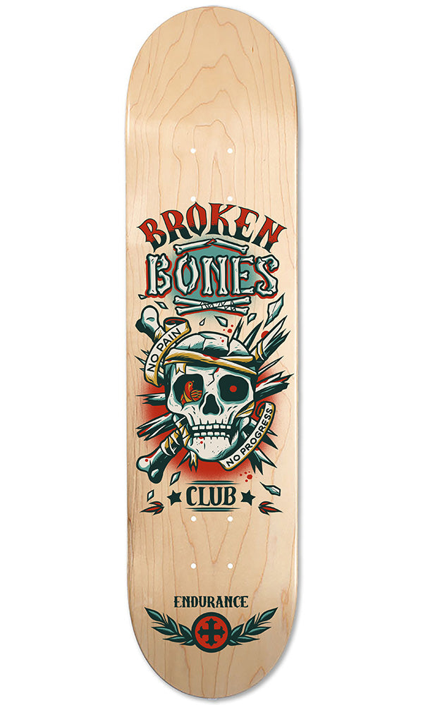 Endurance Deck Tattoo Broken Bones Club