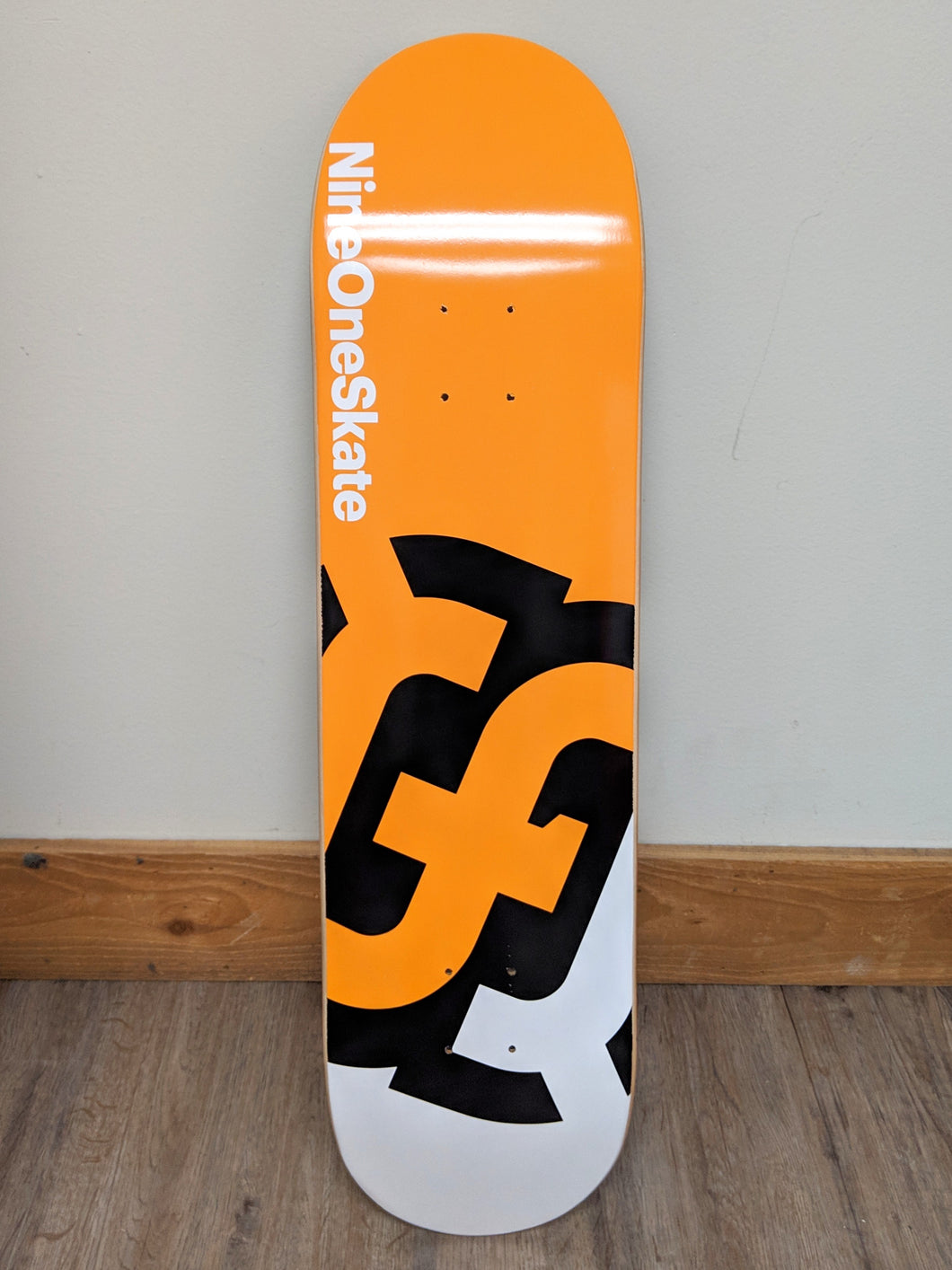 Nine One Skate Logo Deck