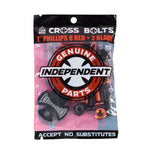 Independent Genuine Parts Colored Bolts w/ Tool