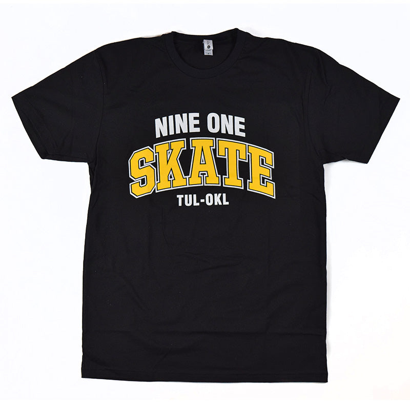 Nine One Skate Arched Tee