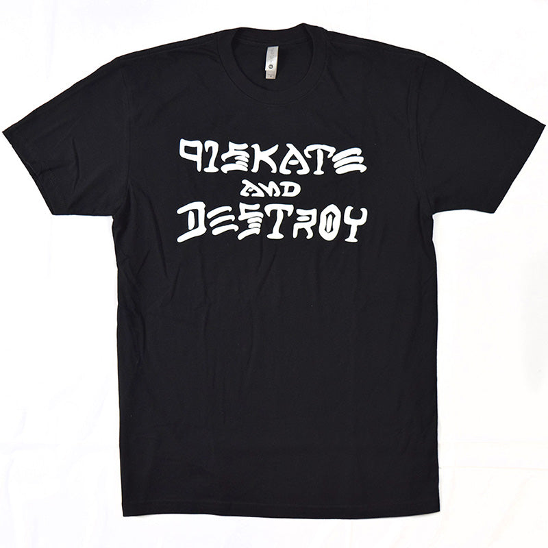 Nine One Skate Tee 91Skate And Destroy