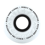 Ricta Clouds Black 92a (Various)