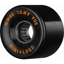 Mini Logo AWOL Cruiser Wheels