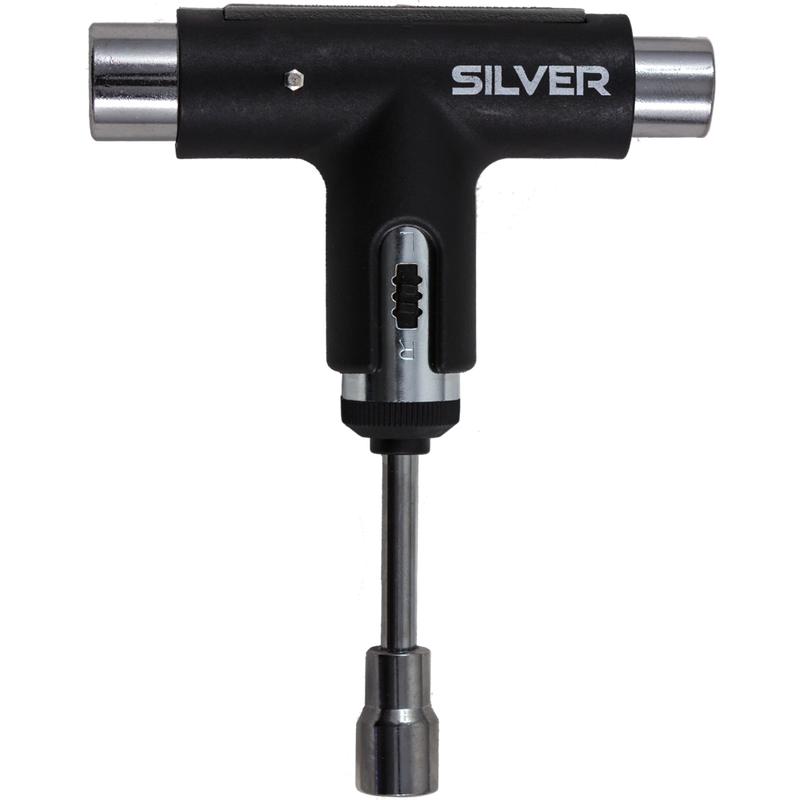 Siver Tool Black
