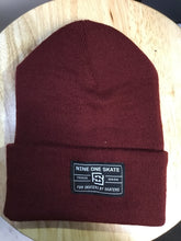 Nine One Skate TradeMark Beanie
