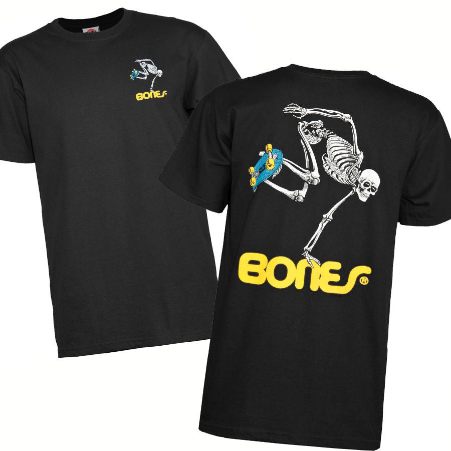 Powell Peralta Skateboarding Skeleton