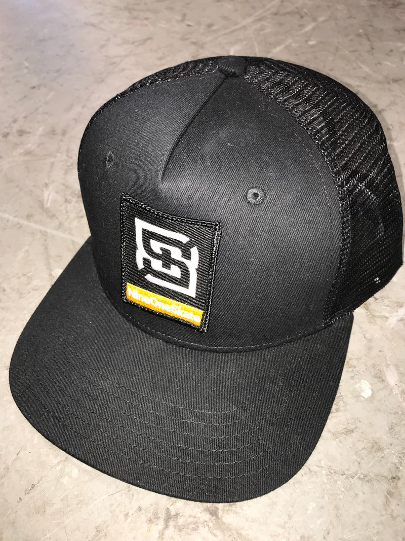 Nine One Skate Hi Profile Mesh Hat