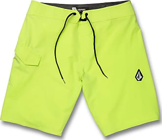 Volcom Lido Trunk - Hghlghter Green