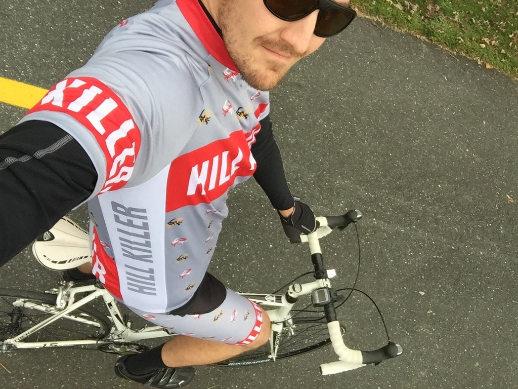 National Bike Month: Interview with Mike Barnes, owner of Hill Killer