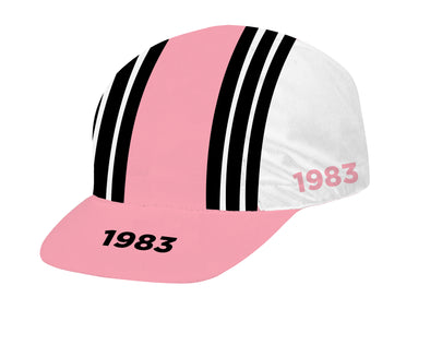 Throwback 1983 Unisex Cycling Cap by Hill Killer