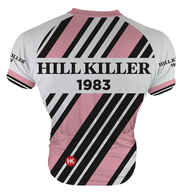 Throwback 1983 Men's Club-Cut Cycling Jersey by Hill Killer