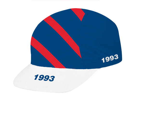 Throwback 1993 Unisex Cycling Cap by Hill Killer
