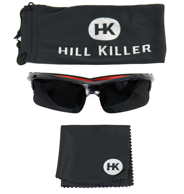 Diablo Unisex Sunglasses by Hill Killer