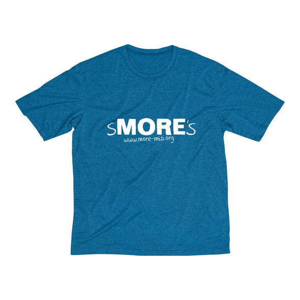 Smore's Heather Dri-Fit Tee Custom Smores by Hill Killer