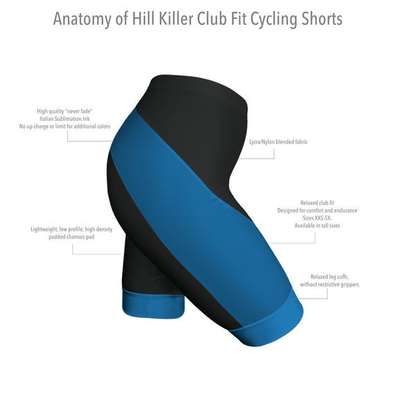 Custom Essential Cycling Shorts