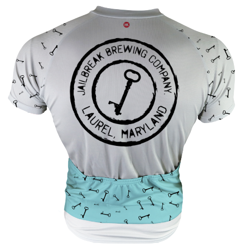 Men's Jailbreak Brewing Jersey