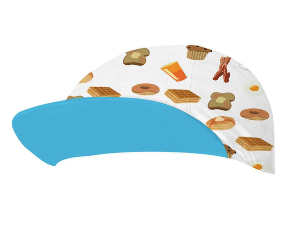 Breakfast Club Unisex Cycling Cap by Hill Killer