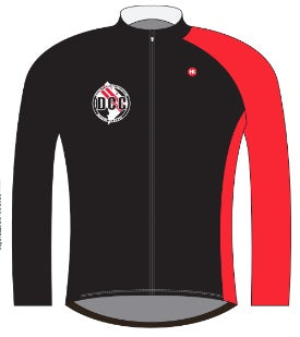 District Cycling Collective Thermal Jersey