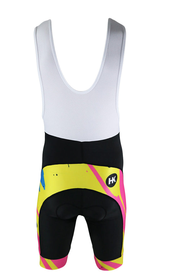 DragonFire Men's Performance Cycling Bibs by Hill Killer