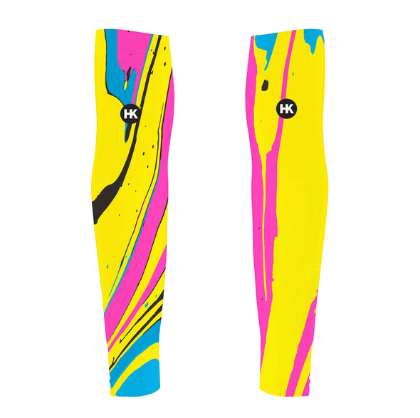 DragonFire Unisex Arm Warmers by Hill Killer