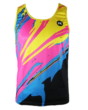 DragonFire Men's Running Singlet by Hill Killer