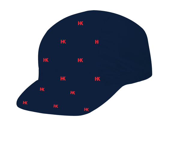 Dress Blue Unisex Cycling Cap by Hill Killer