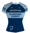 Garrison Forest School Cycling Jersey Custom GFS by Hill Killer
