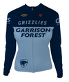 Garrison Forest School Thermal Jersey Custom GFS by Hill Killer