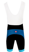 Great Heights Men's Performance Cycling Bibs by Hill Killer