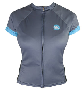 The Basic Women's Club-Cut Cycling Jersey by Hill Killer