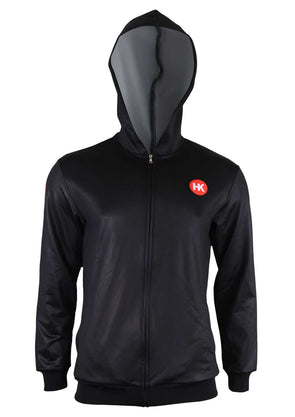 Logo Classic Women's Hooded Track Jacket by Hill Killer