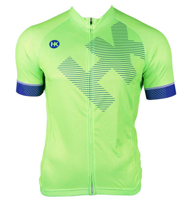 Lit Men's Reflex Tech Slim-Fit Pro Cycling Jersey by Hill Killer