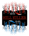The Upside Down (Stranger Things Inspired) Men's T-Shirt by Hill Killer