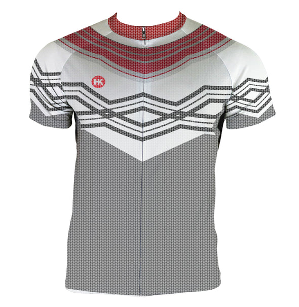 Icelandic Sweater Men's Club-Cut Cycling Jersey by Hill Killer