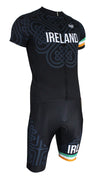 Ireland Men's Performance Cycling Bibs by Hill Killer