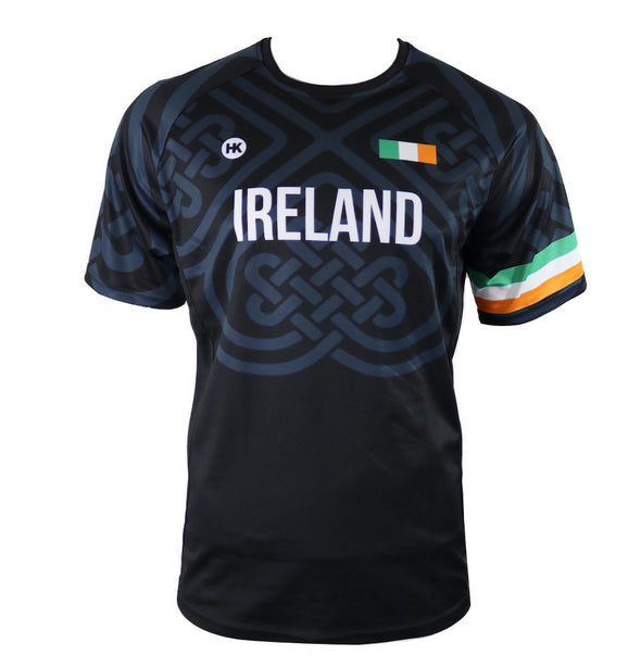 Ireland Men's Mountain Bike Jersey by Hill Killer