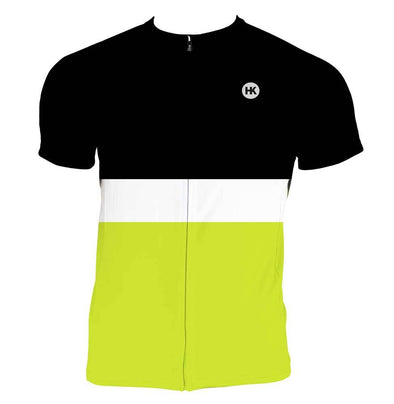 Lightning Bug Men's Club-Cut Cycling Jersey by Hill Killer
