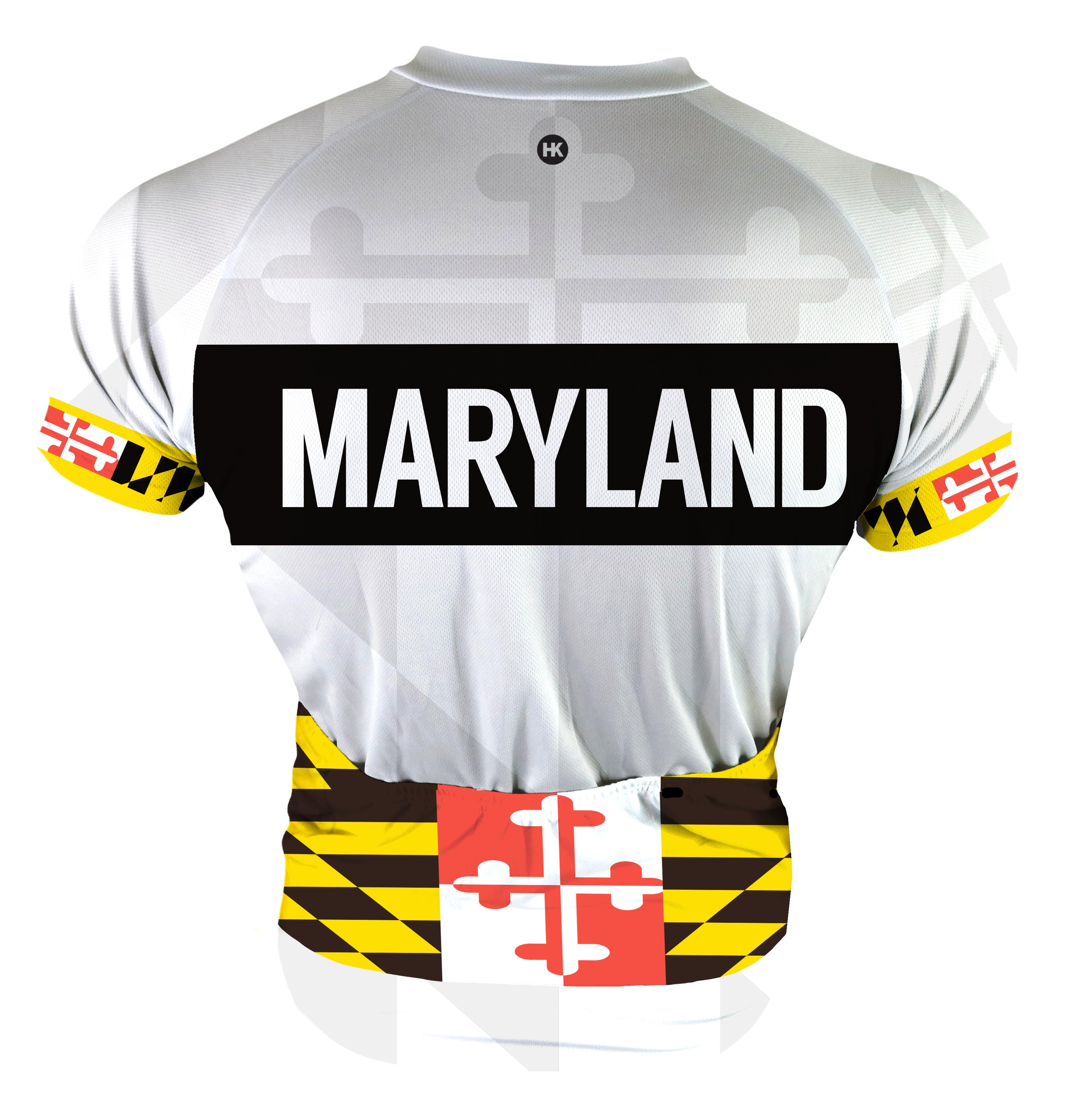 Team Maryland Men/'s Cycling Jersey