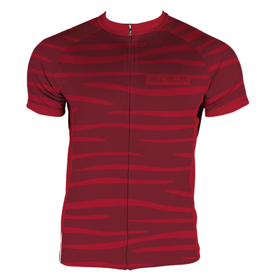 Hellcat Blood Moon Men's Club-Cut Cycling Jersey by Hill Killer