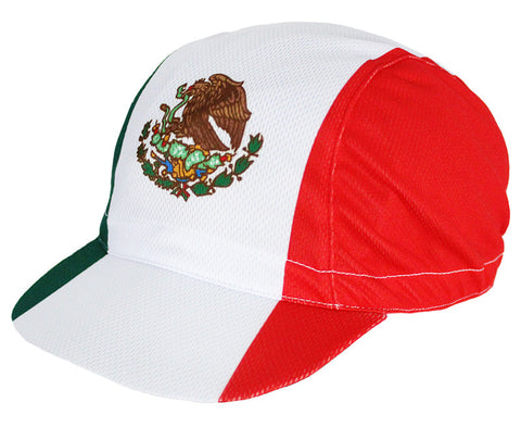 Mexico Cycling Cap | Hill Killer Apparel