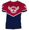 Monocacy Composite Cycling Jersey Custom Monocacy Composite by Hill Killer