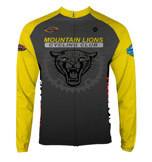 Mountain Lions Thermal Cycling Jersey