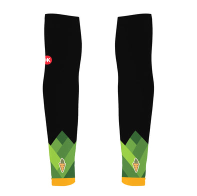 No Meat Athlete Unisex Arm Warmers by Hill Killer